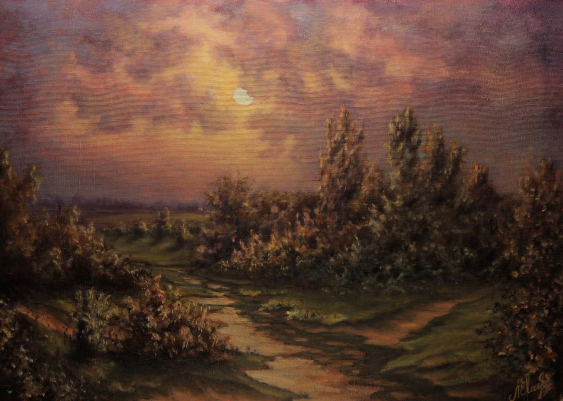 Валерий Левченко. No. 154 Full Moon