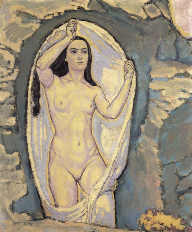Koloman Moser. Venus in the grotto