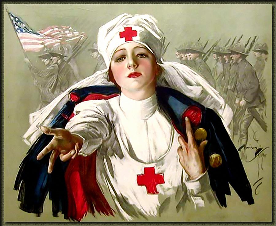 Открытки, день медсестры открытка ретро