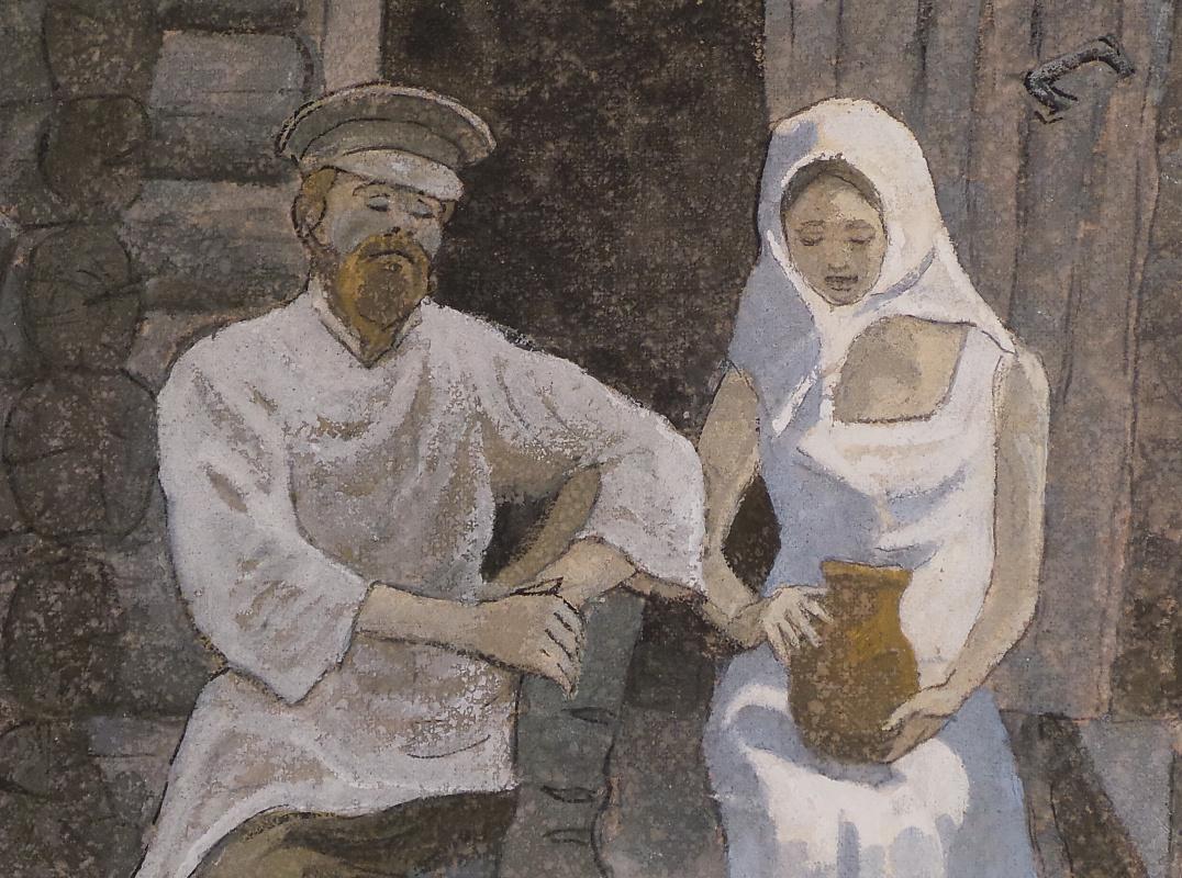 VALERIY VLADIMIROVICH KOMAROV. MASHA, MARRY ME ... (fragment)
