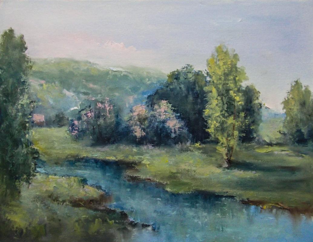 Elena Yudina. Grace