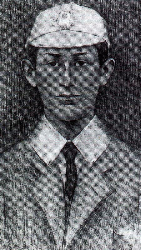 Лоуренс Стивен Лоури. Портрет