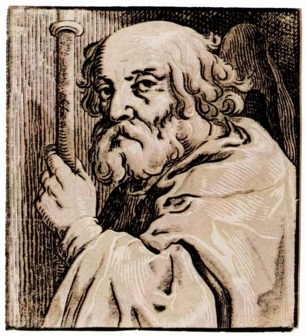 Жорж Лаллеман. Святой Иаков Старший
