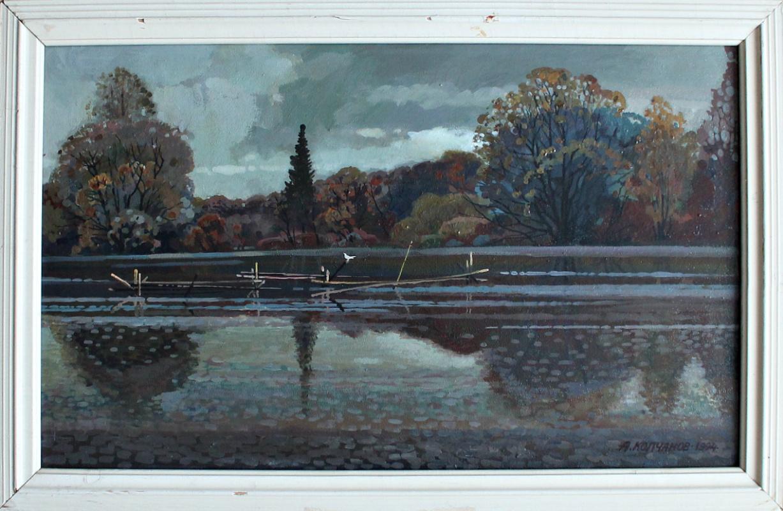 Arkady Mikhailovich Kolchanov. Duck places