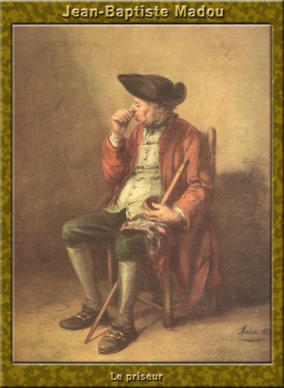 Жан-Батист Маду. Аукционист