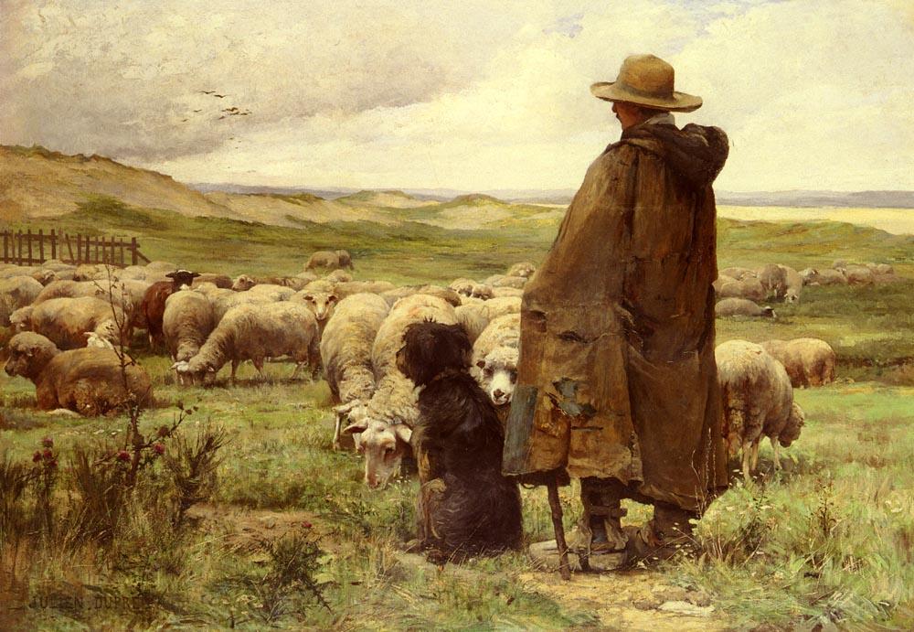 Картинки по запросу Пастух в живописи