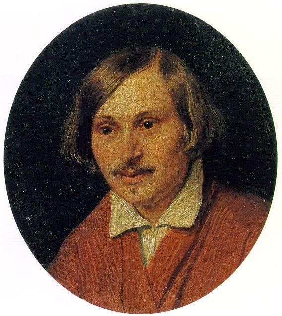 Александр Иванов. Портрет Гоголя
