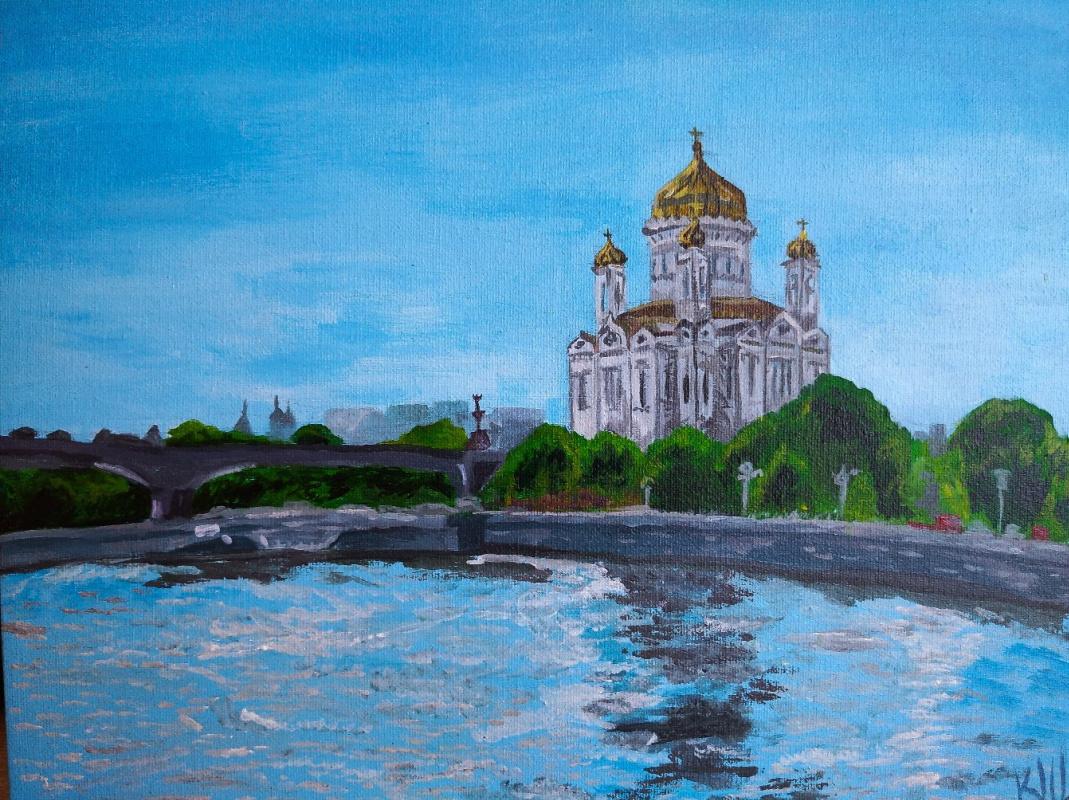 Alexandra Igorevna Korozhan. Shine