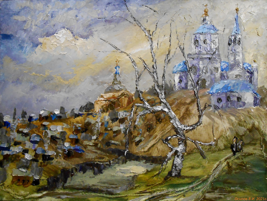 Владимир Иванович Осипов. Churches