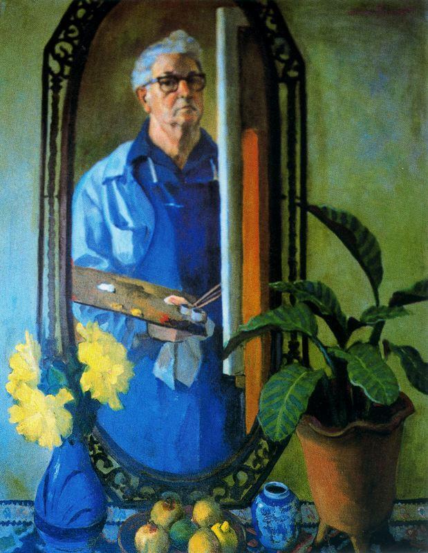 Уоррен Брандт. Отражение в зеркале