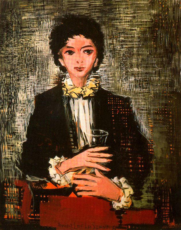Исмаэль Гонсалес де ла Серна. Речь