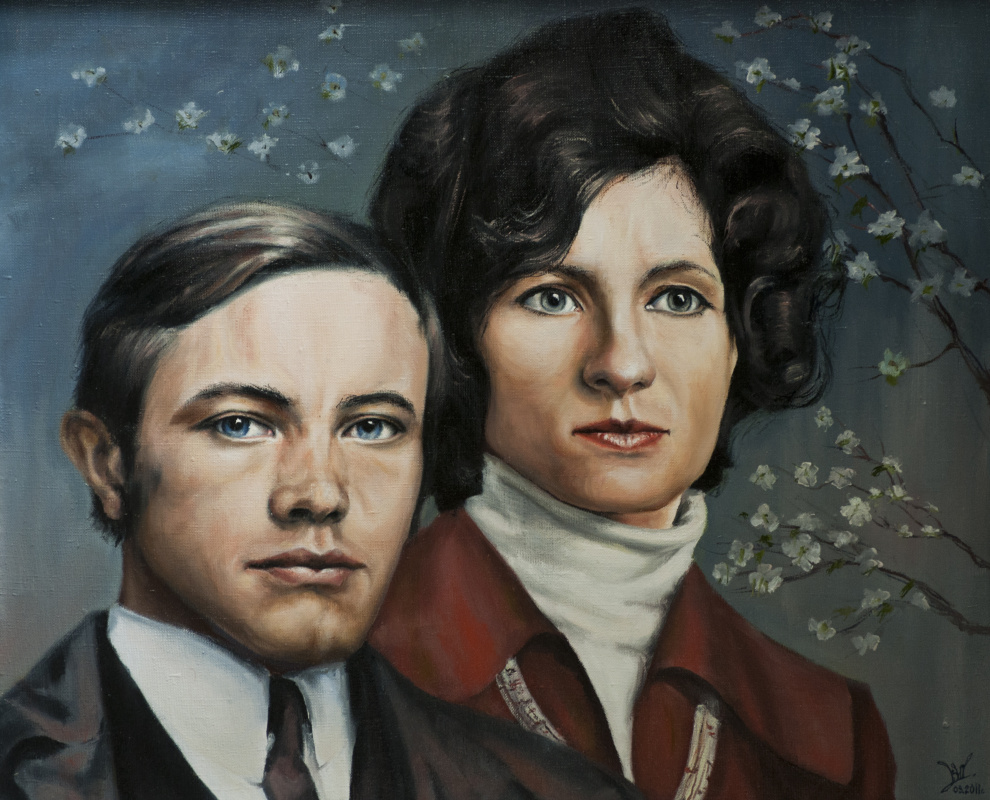 Вячеслав Юрьевич Шайнуров. Ivan and Galina