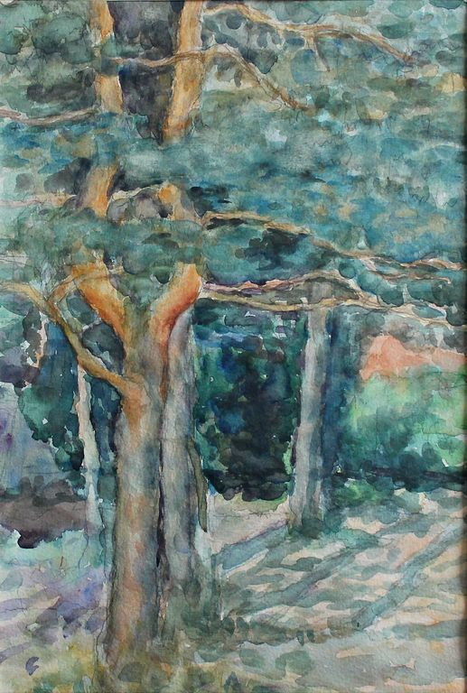 Vadim Nikolaevich Kosogorov. Landscape