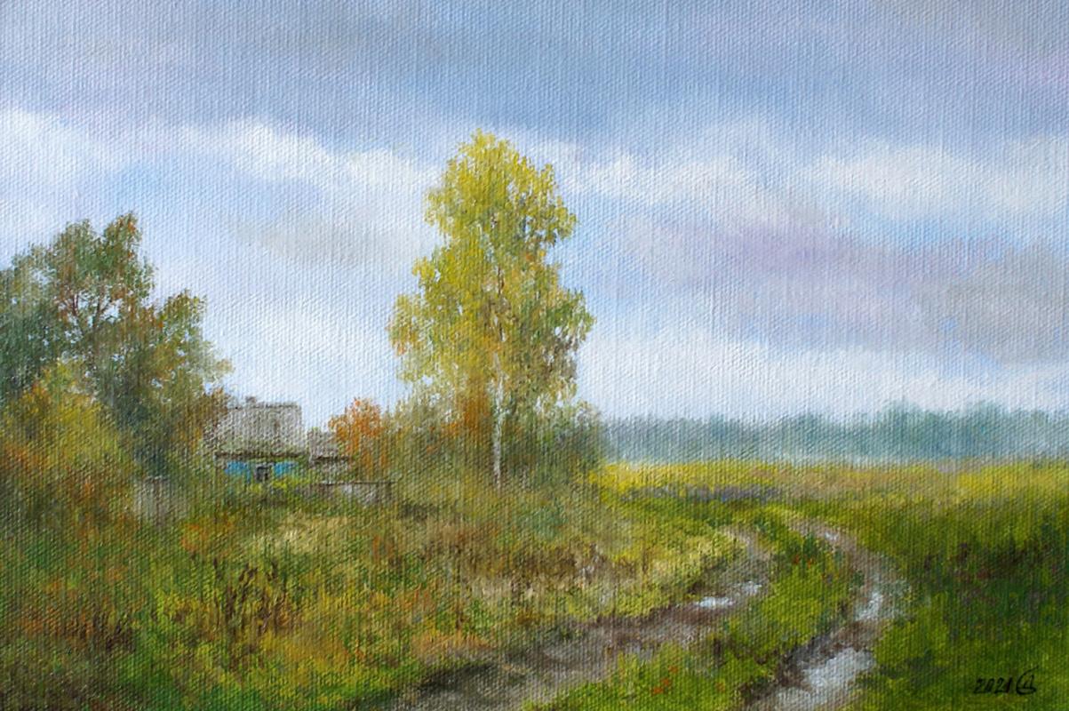 Сергей Владимирович Дорофеев. Drizzles
