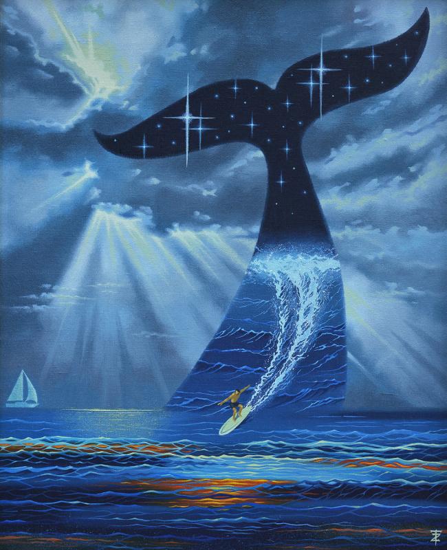 Dmitry Traenovich. Серебро океана