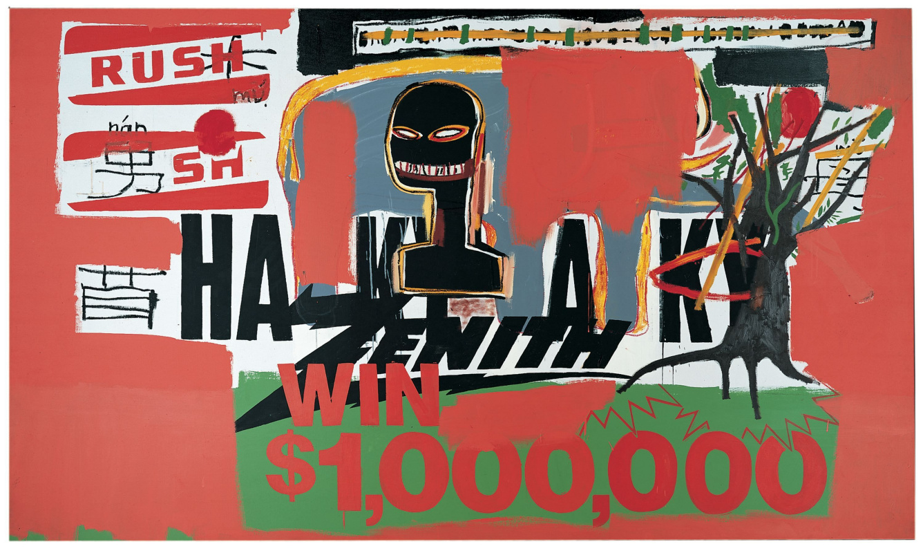 the rise of the art punk movement and the role of jean michell basquiat in the movement
