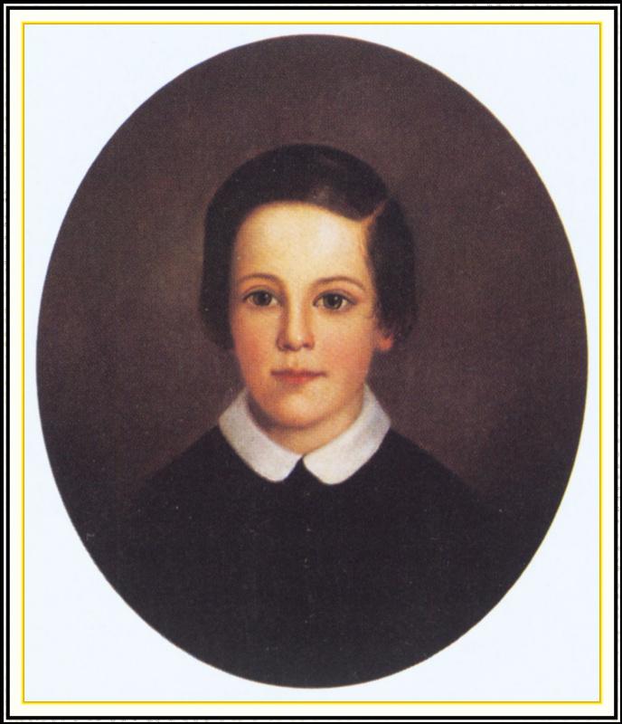 Мэри Джейн Пил. Портрет