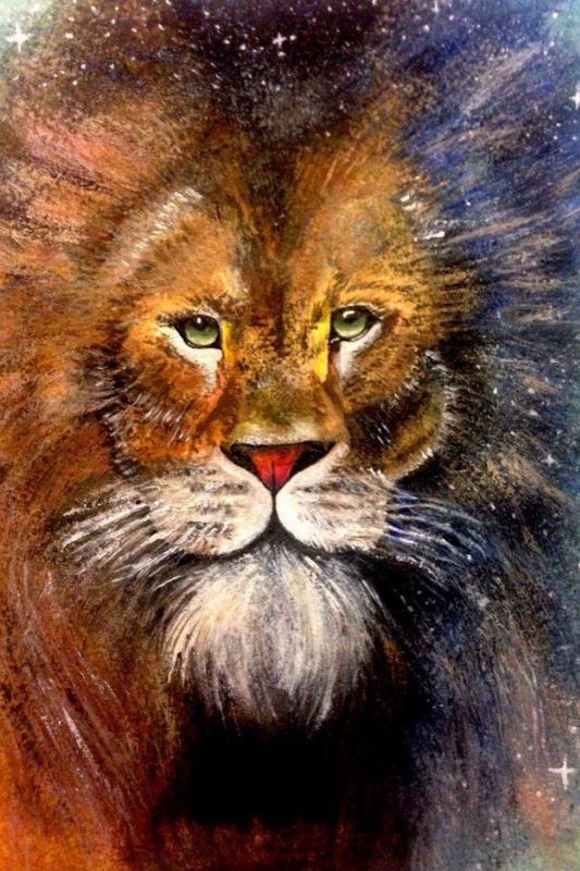Мария Поздеева. Космический лев