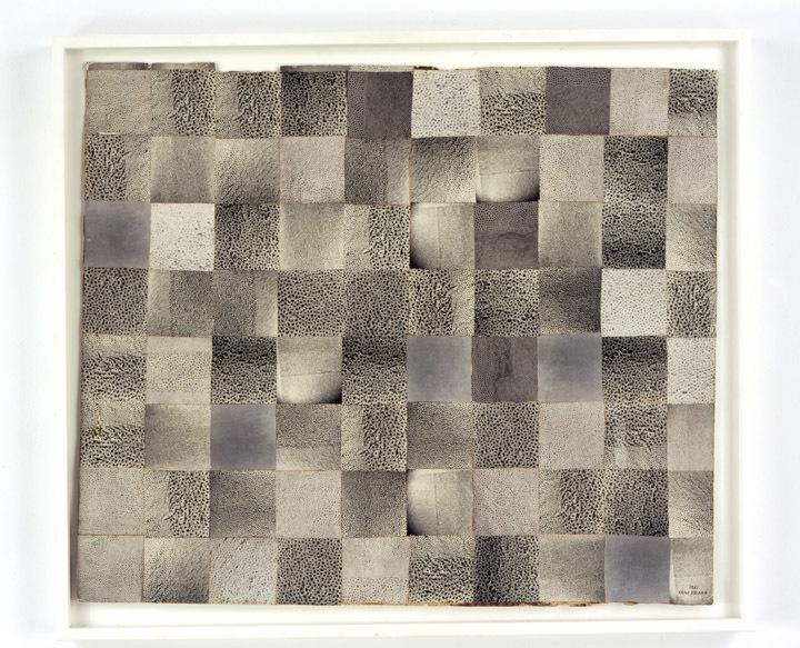 Yayoi Kusama. Accumulation of Nets