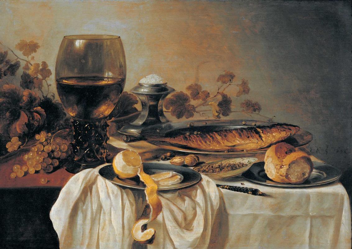 Питер Клас. Завтрак