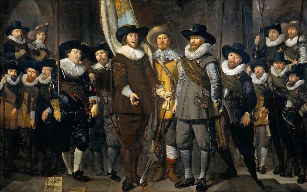 Thomas de Keizer. Plot 1