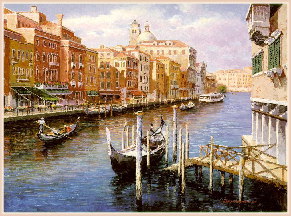 Lavoro a Venezia per gli ucraini