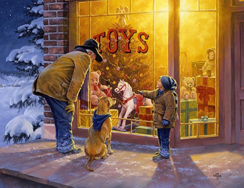 Джек Соренсон. Подарок к Рождеству
