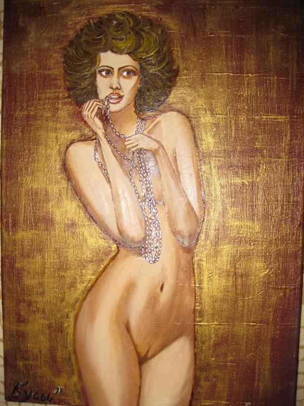 Tatiana Alexandrovna Gorban. Beads
