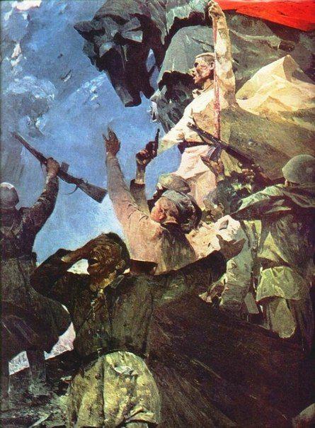 Nikolay Vladimirovich Baskakov. Victory