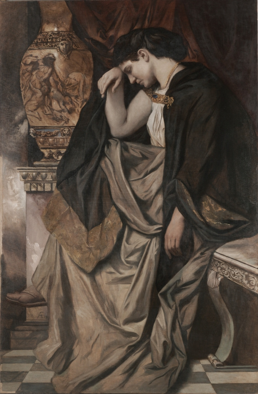 Anselm Frederick Feuerbach. Medea