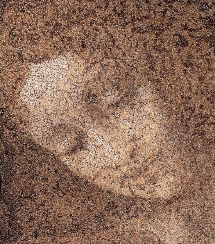 Леонардо да Винчи. Тайная вечеря, Иоанн Евангелист