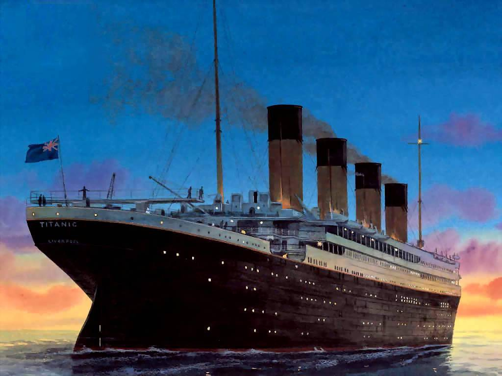 titanic thesis Titanic titanic was the largest ship in the world, built by a workforce of 17,000 the ultimate in turn-of-the-century design and technology first-class suites.