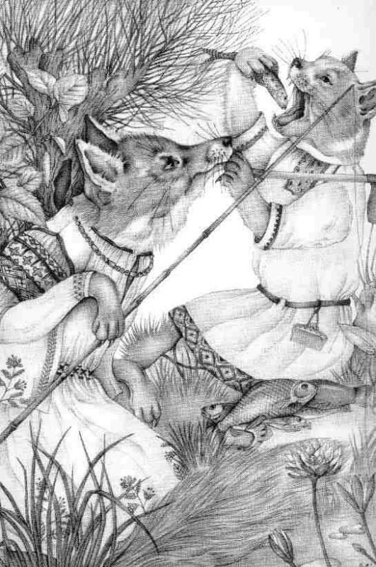 Джереми-кот, властелин леса