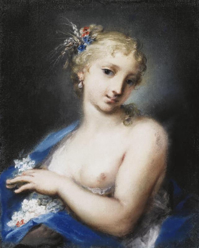 Розальба Каррьера (Каррера). Лето