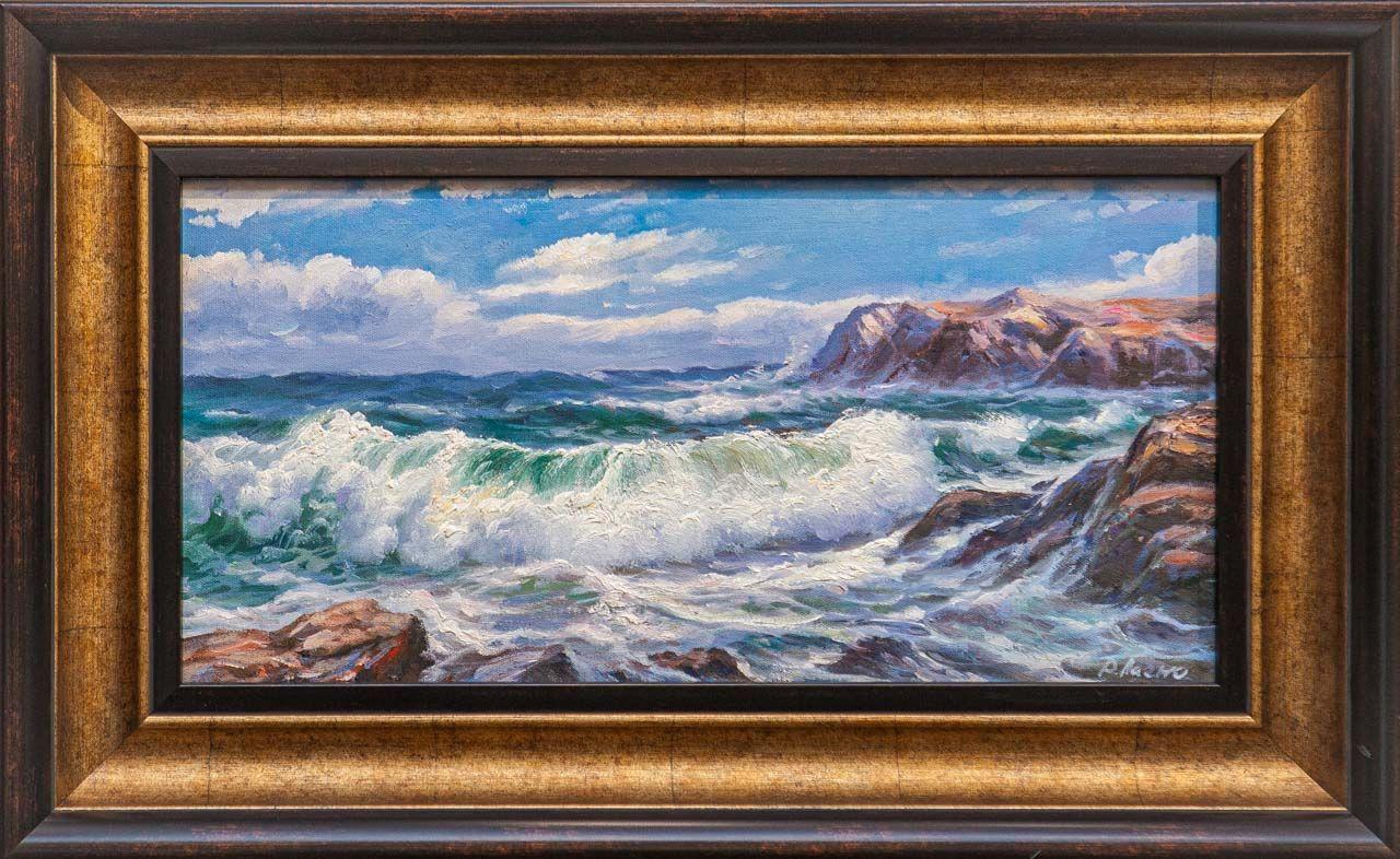 Daria Feliksovna Lagno. Sea, sea, bottomless world ... N2