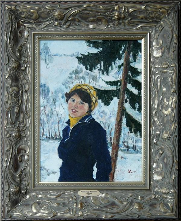 Alexander Matyukhin. Svetlana