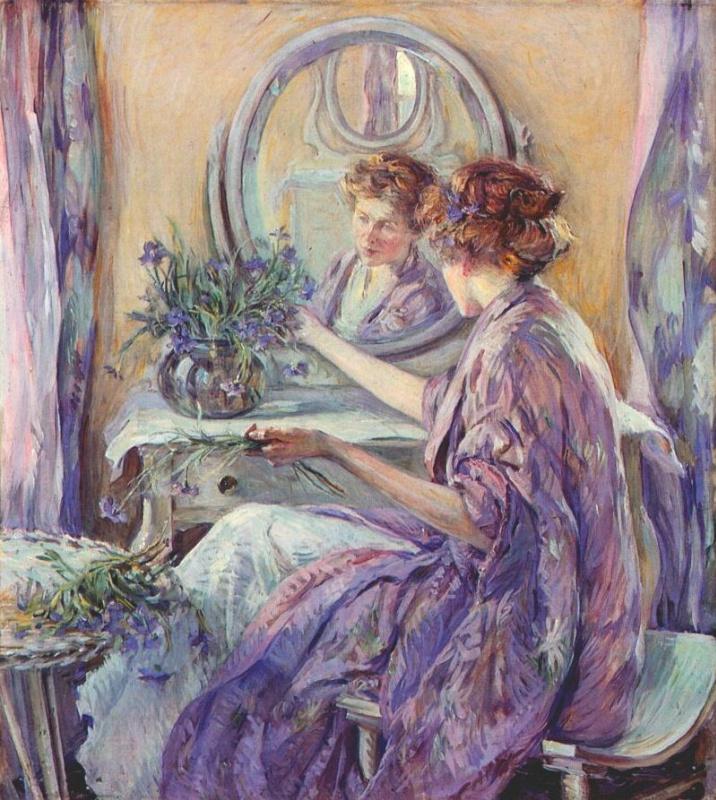Рейд. Фиолетовое кимоно