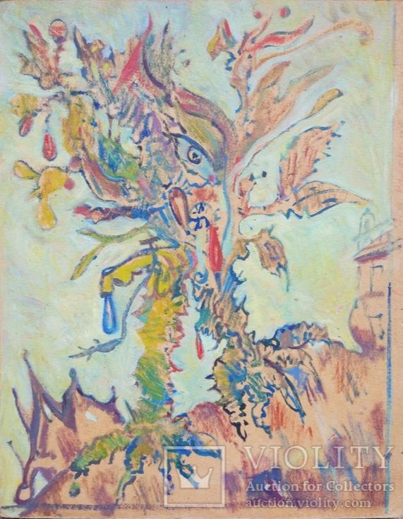 Sergey Nikolaevich Tronov. Untitled