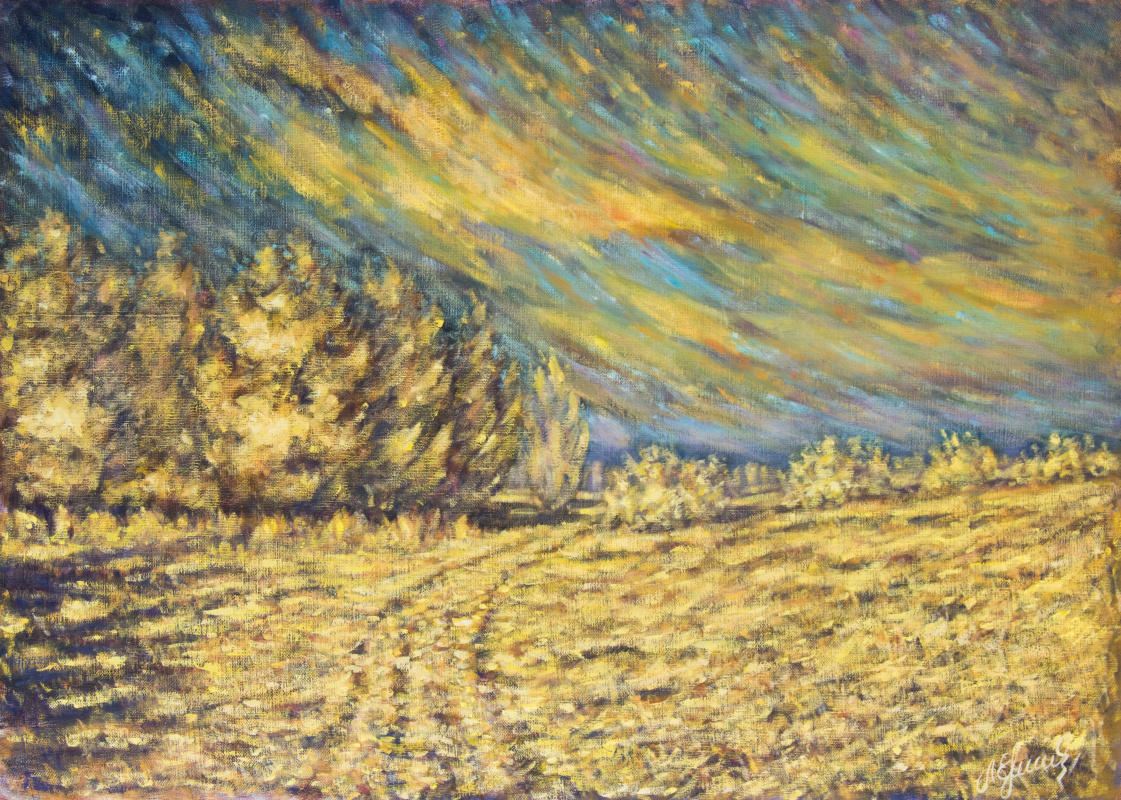 Valery Levchenko. No. 265 Golden Autumn