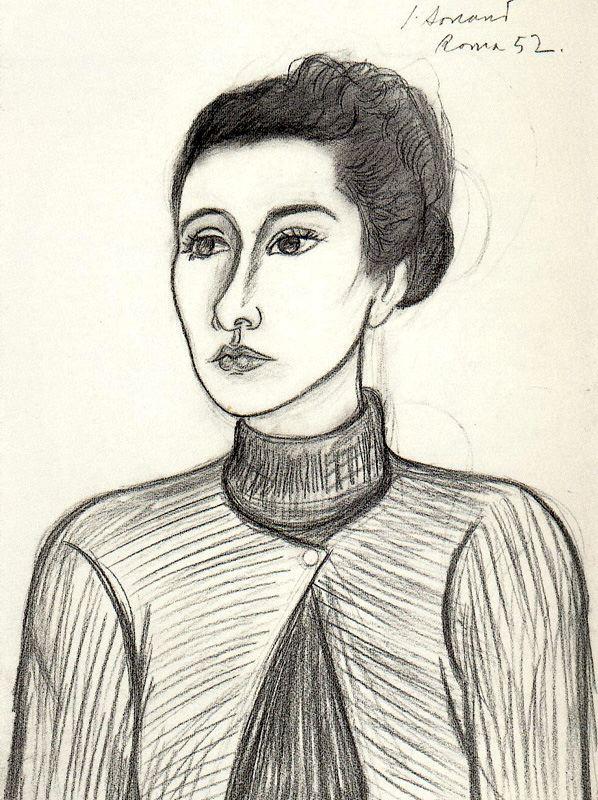 Хуан Сориано. Портрет 16