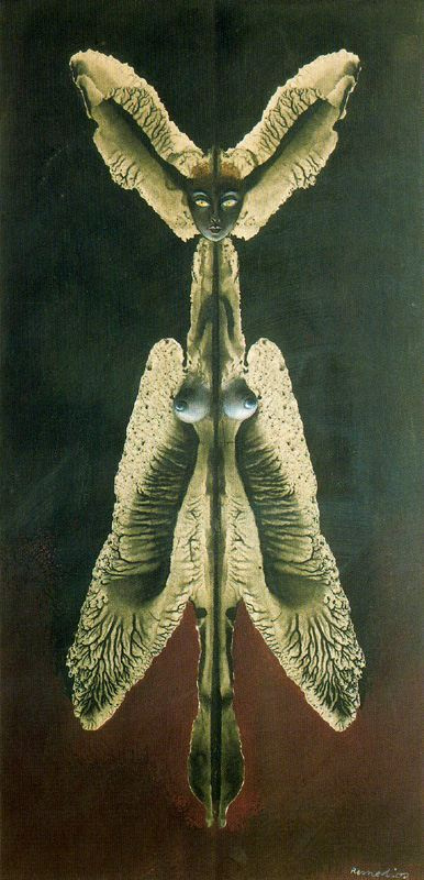 Ремедиос Варо. Женщина или Дух ночи