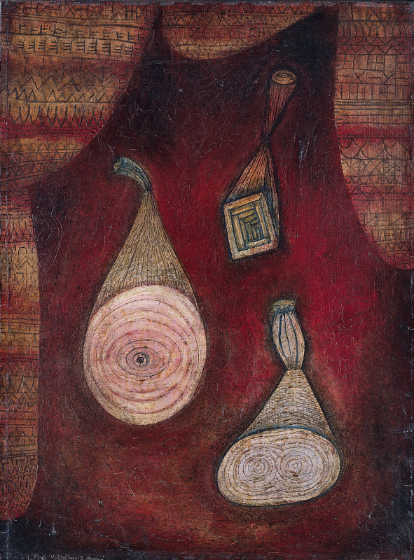 Paul Klee. Omega 5
