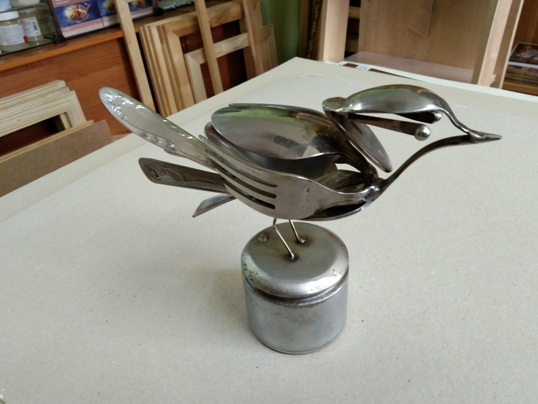 Alexander Valerievich Orlov. Little bird
