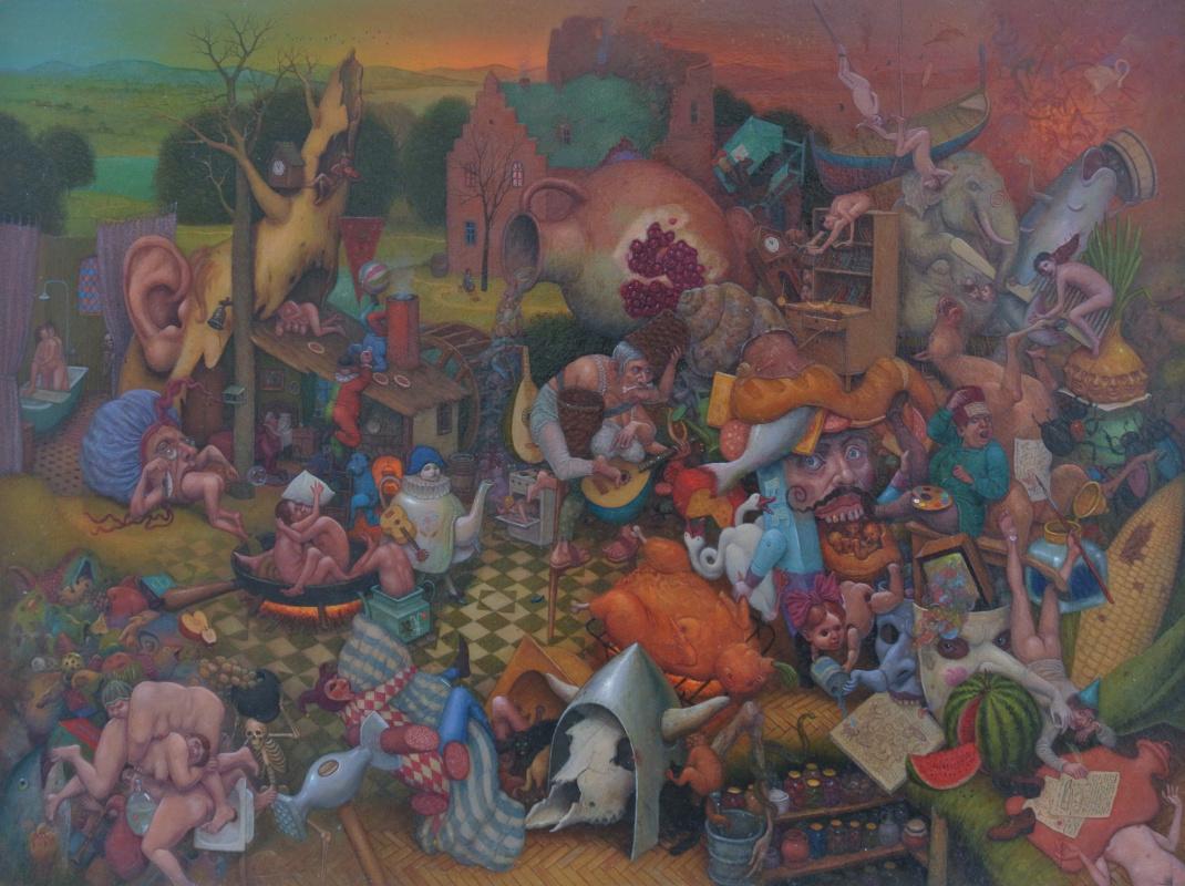 Михаил Лобырев. Useless chores