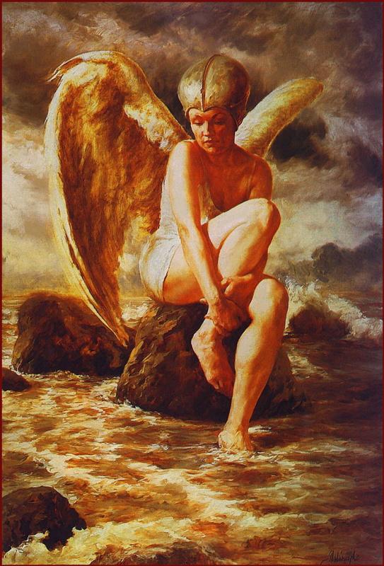 Петр Наливайко. Ангел-хранитель в покое