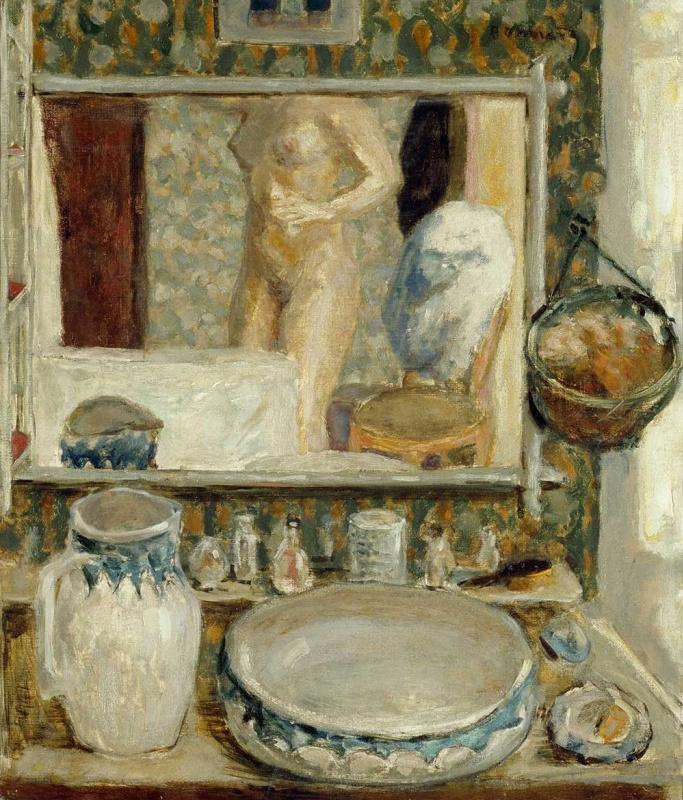 Пьер Боннар. Туалетный столик