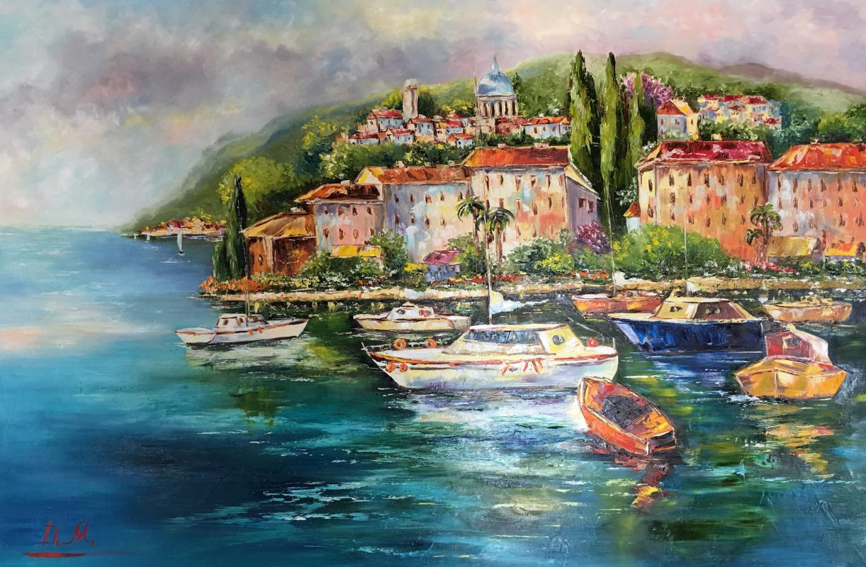 Диана Владимировна Маливани. Greece