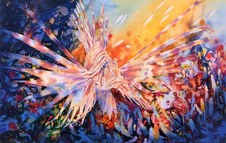 Min Ma. Wings of the sea