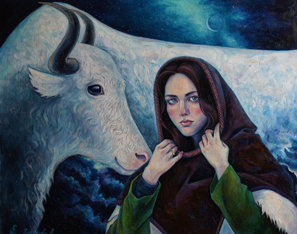 Liana Gorokhova. Untitled