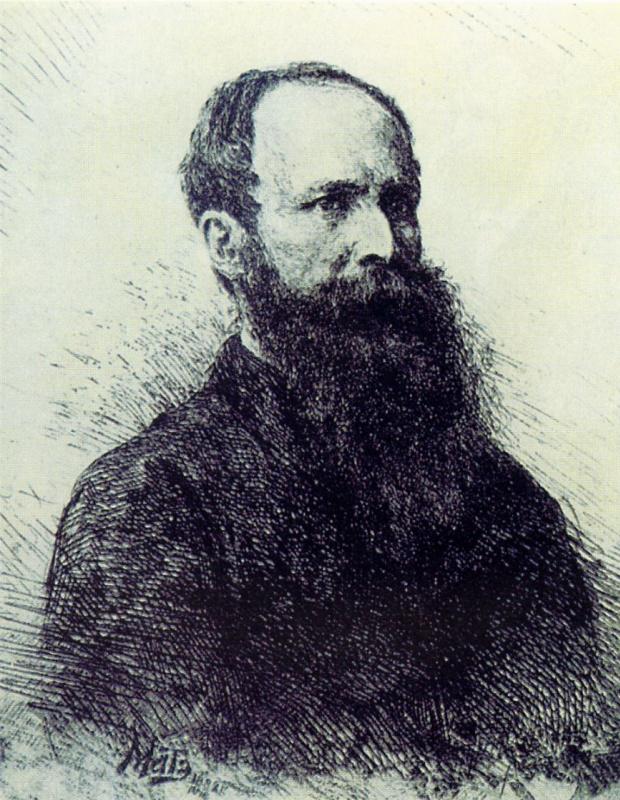 Портрет В. В. Верещагина